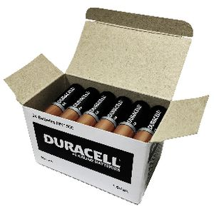 Duracell Coppertop AA Batteries 24 Pack