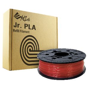 Da Vinci Junior PLA Filament Red 600g