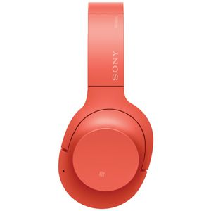 Sony Wireless Noise Cancelling Headphones Red WHH900NR