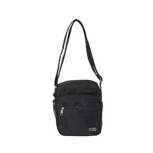 Zoomlite Metroshield Anti-Theft Messenger Bag Black