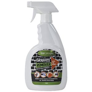 EcoConcepts Graffiti Remover 750mL