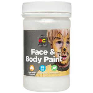 Educational Colours Face Paint Glitter 175 mL