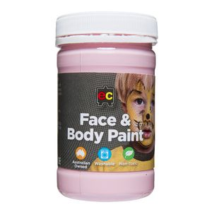 Educational Colours Face Paint Pink 175 mL