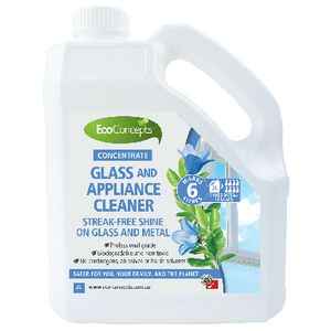 EcoConcepts Glass and Appliance Cleaner Concentrate 2L