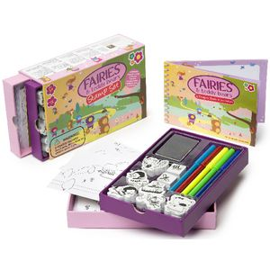 Meadow Kids Fairies Stamp Sets