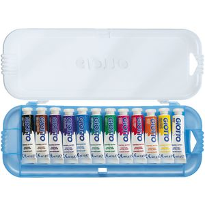 Giotto 7.5mL Poster Paint Tubes 12 Pack