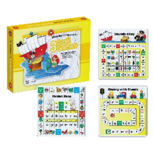 Learning Can be Fun Blending Consonants 3 Pack