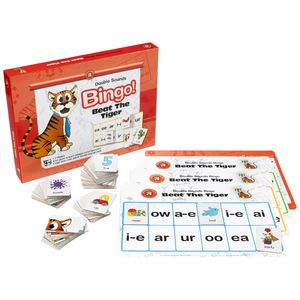 Learning Can Be Fun Beat the Tiger Bingo