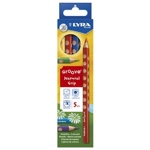 Lyra Groove Pencils 5 Pack