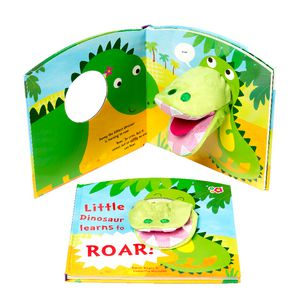 Meadow Kids Little Dinosaur Learns to Roar