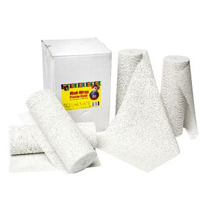 Educational Colours Plaster Gauze Roll 9.1m 4 Pack