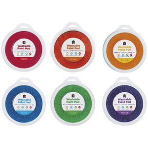 Educational Colours Paint Stamper Set 6 Pack