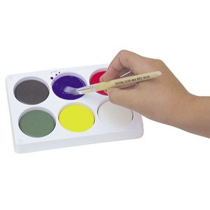 Educational Colours Temperablock 6 Colour Paint Set