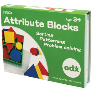 EDX Education Deluxe Attribute Blocks