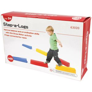 EDX Education Step-a-Logs Balance Platform 6 Pack