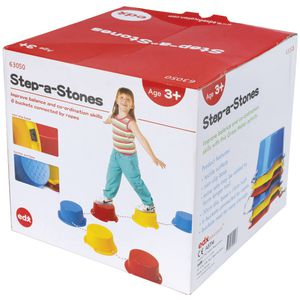 EDX Education Step-a-Stones Balance Platform 6 Pack