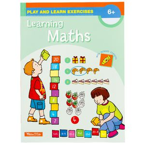 Educational Colours Play and Learn Maths