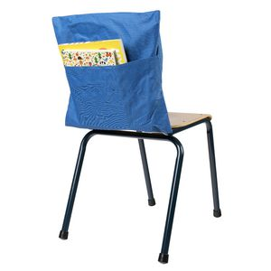 Learning Can Be Fun Chair Bag Blue