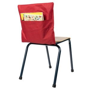 Learning Can Be Fun Chair Bag Red