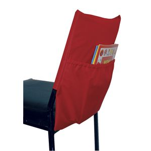Educational Colours Chair Bag Red