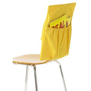 Educational Colours Chair Bag Yellow