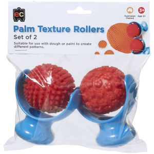 Educational Colours Palm Rollers 2 Pack