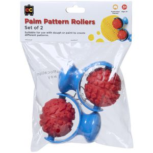 Educational Colours Paint Rollers