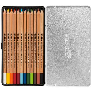 Lyra Rembrandt Polycolour Pencils 12 Pack