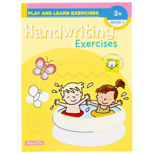 Gillian Miles Play and Learn Handwriting Exercises Book 1