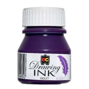 Educational Colours Drawing Ink 30mL Violet