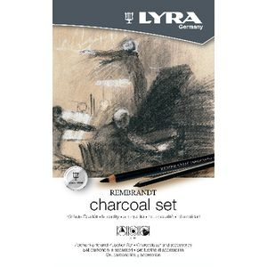 Lyra Charcoal Set 11 Piece
