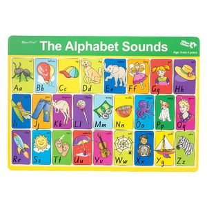 Gillian Miles The Alphabet Sounds Placemat