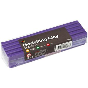 Educational Colours Modelling Clay Purple 500g