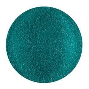 Educational Colours Rainbow Sand 1kg Dark Green