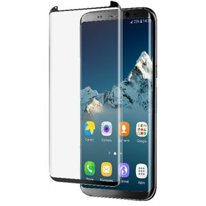 EFM Curved Glass Screen Armour Samsung Galaxy S8