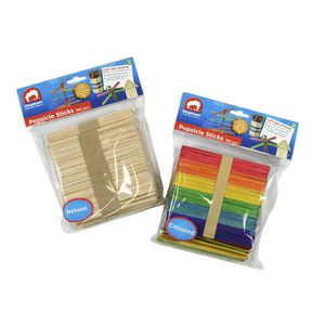 ELC Popsicle Sticks 160 Pack