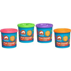 ELC Fun Dough Neons 140g