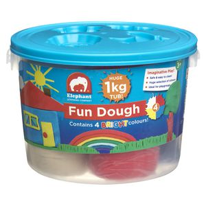 ELC Fun Dough Brights 1kg
