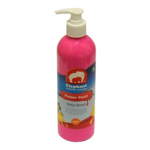ELC Poster Paint Pink 500mL