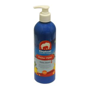 ELC Poster Paint Blue 500mL
