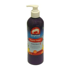 ELC Poster Paint Purple 500mL