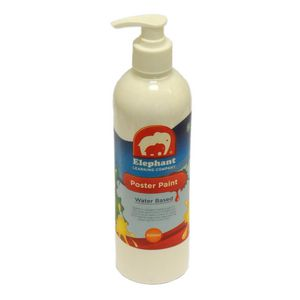 ELC Poster Paint White 500mL