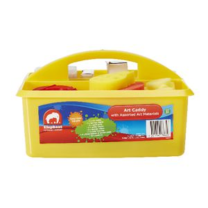 ELC Art Caddy with Assorted Art Materials