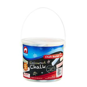 ELC Jumbo Chalk Bucket 15 Pack
