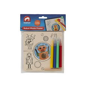 ELC Robot Photo Frame with Markers