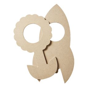 ELC MDF Door Hanger Assorted