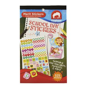 ELC Merit School Day Stickers