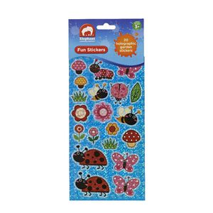 ELC Fun Stickers Holographic Garden 20 Pack