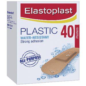 Elastoplast Plastic Strips 40 Pack | Tuggl