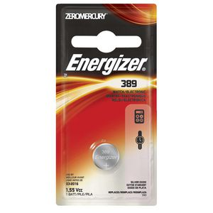 Energizer 389 Watch and Calculator Battery